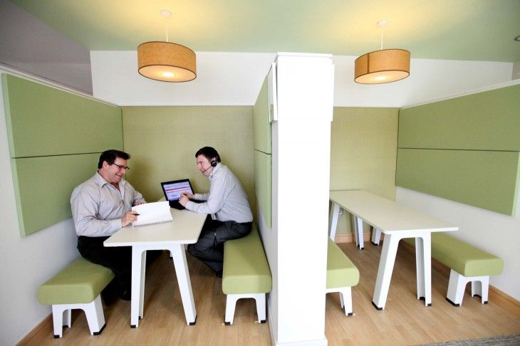 Awesome offices inside 11 fantastic startup workplaces in dublin the next web microsoft
