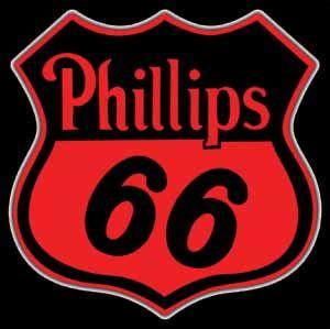 Phillips 66 Gasoline Sign