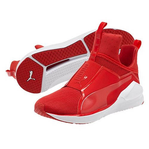 Puma High Risk Red Fierce Core Women s Training Shoes via  bestchicfashion 31556f9b1