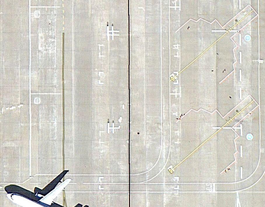 Scenes From Above Atlanta S Massive Hartsfield Jackson International Airport International Airport Jackson Atlanta