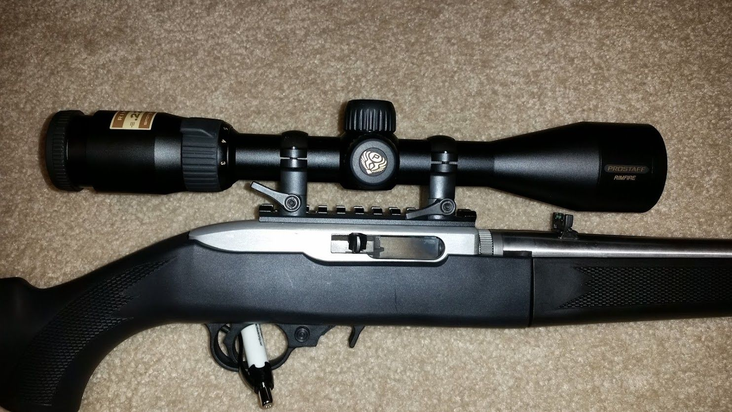 Pin On Best Scope For Ruger 10 22