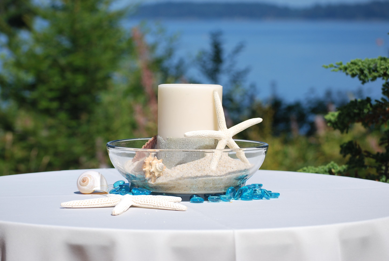 Caribbean Wedding Favor Ideas: Wedding Decorations For The Tables
