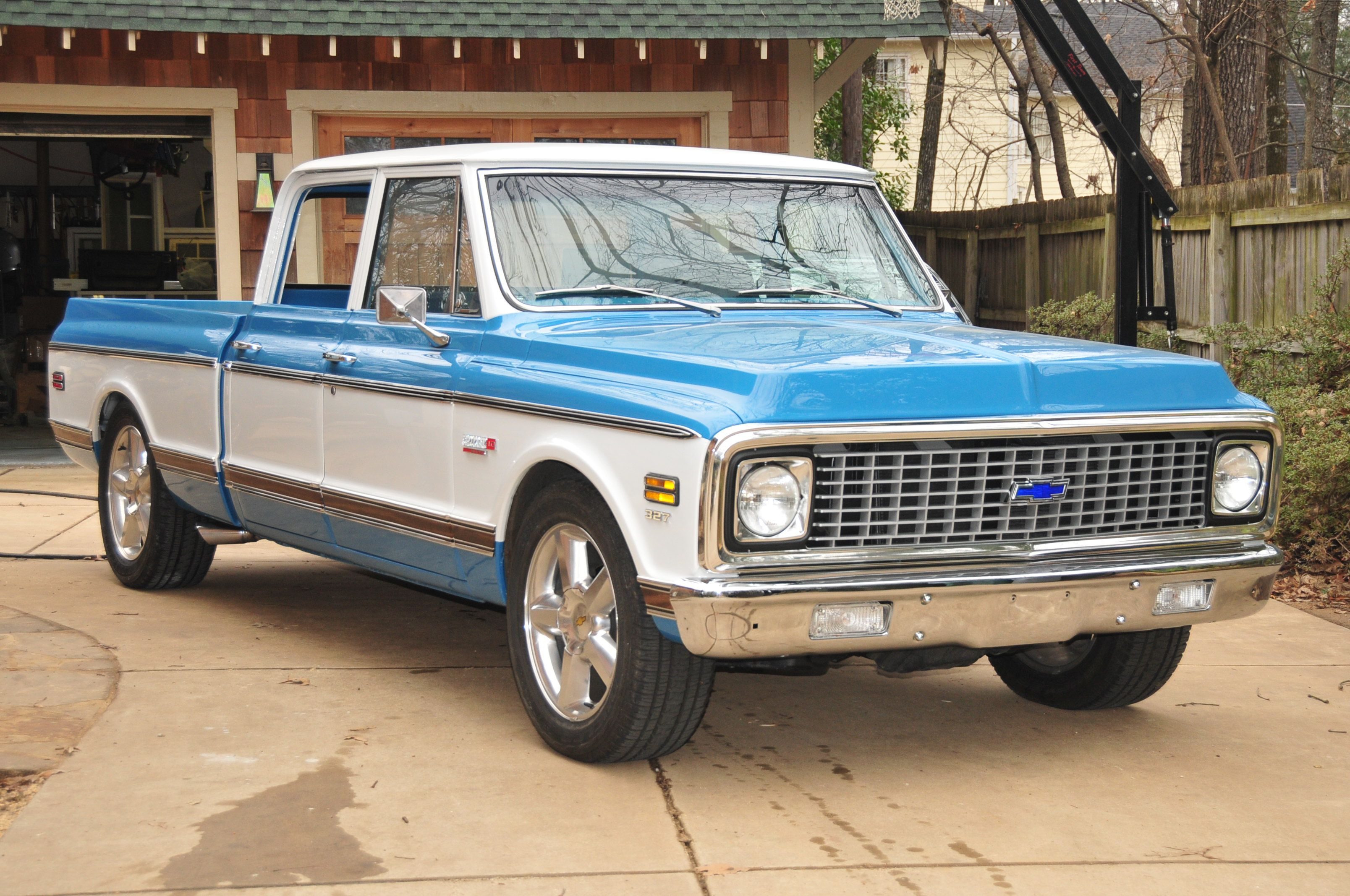 Best 1972 Chevrolet Crew Cab Ever Chevrolet Trucks Cool Trucks