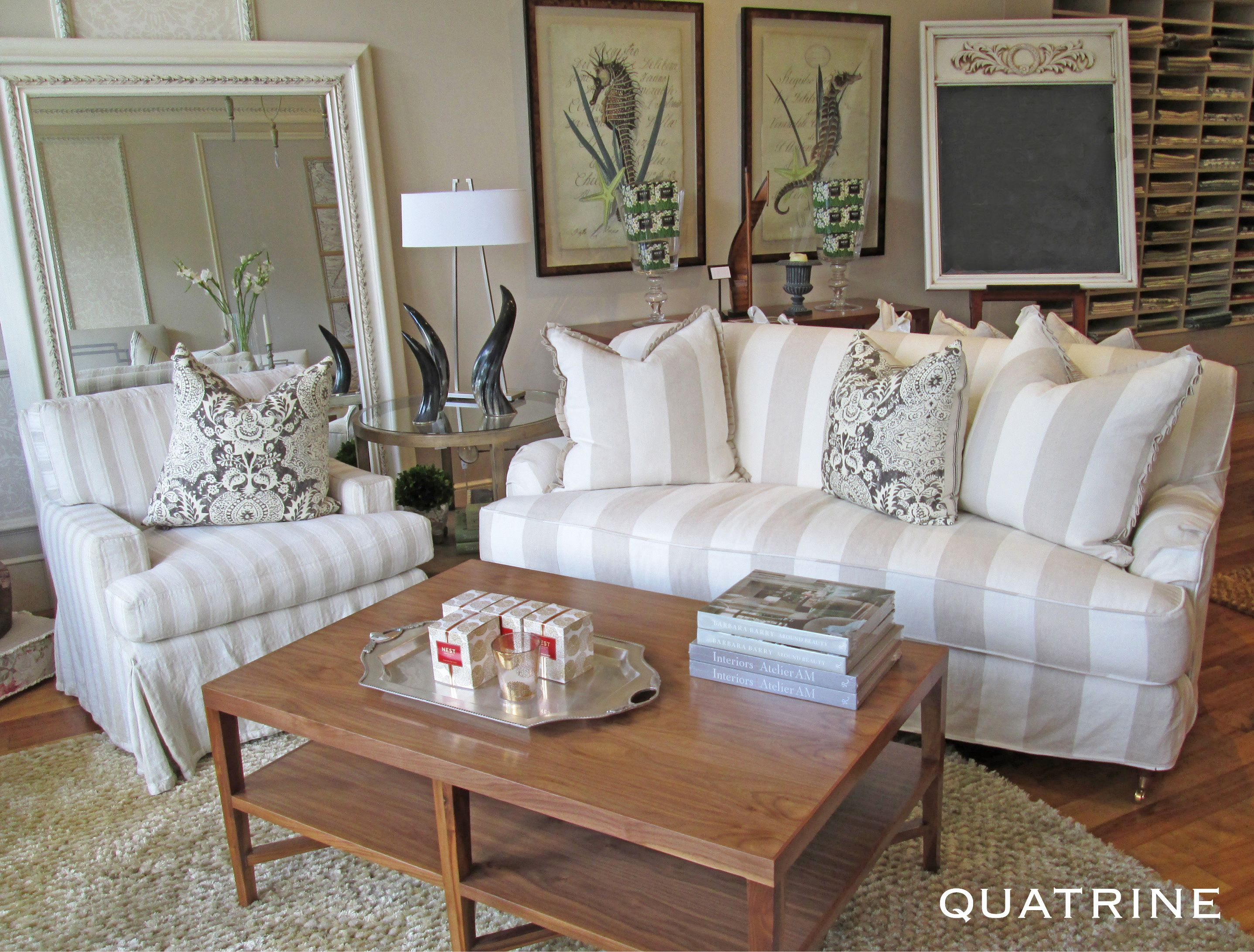Quatrine   Manhattan Beach. Featuring Our New Moroccan Chair, London Sofa  And Carlisle Coffee