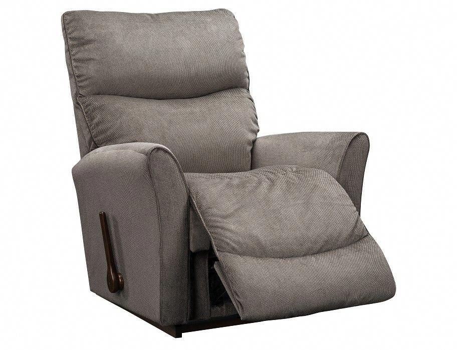 la z boy recliner chairs uk bungee chair pink slumberland rowan collection granite rocker on sale for 399 99 the swivel mom has a 100 coupon that can be used at