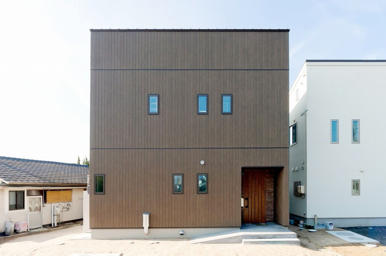 遊び心のあるデザイン住宅 新築一戸建て 新築 住宅 住宅
