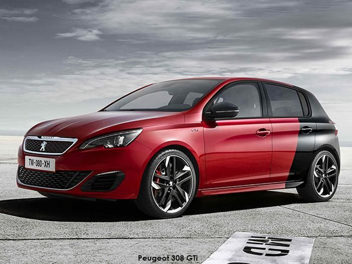 308 Gti By Peugeot Sport The Ultimate Hot Hatch Auto Trader