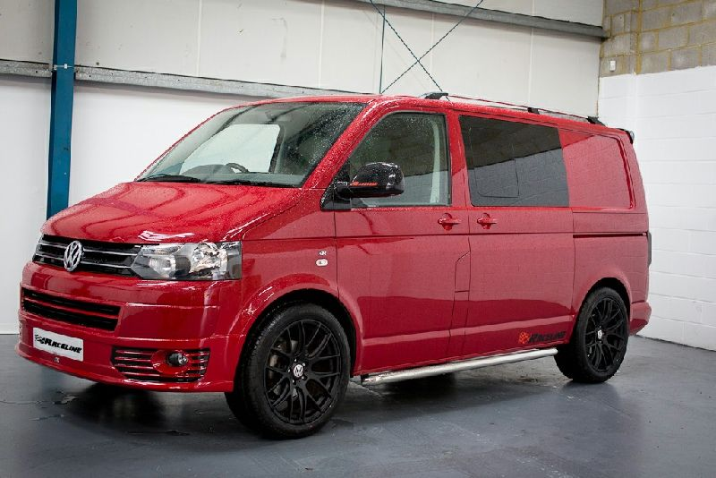 volkswagen t5 salsa red raceline edition kombi vantasy pinterest t5 volkswagen and salsa. Black Bedroom Furniture Sets. Home Design Ideas