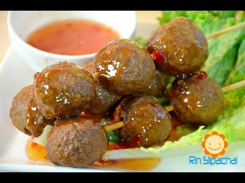 How to make thai beef balls how to make thai beef balls forumfinder