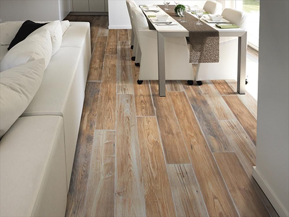 BuildDirect: Laminate Flooring 12mm French Country Estate Collection  Vineyard Barrel Brown
