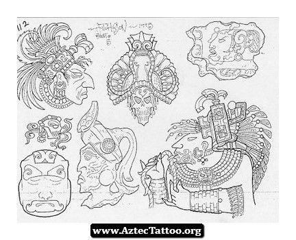 aztec and mayan myths pdf