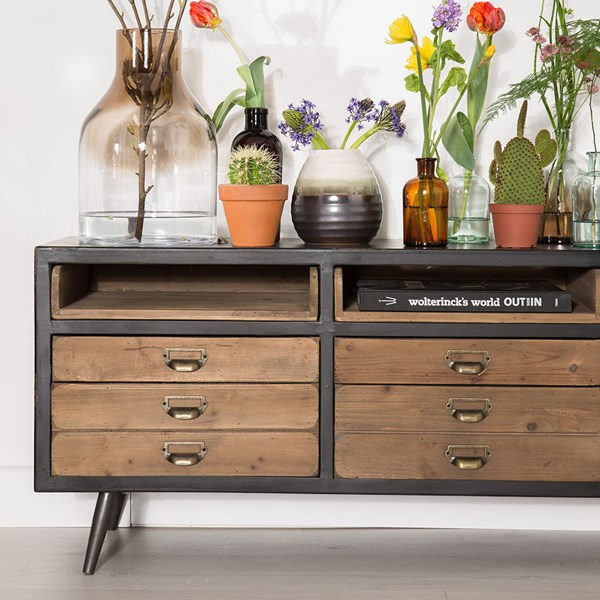 Dutchbone Sol Sideboard - Dutchbone | Cuckooland
