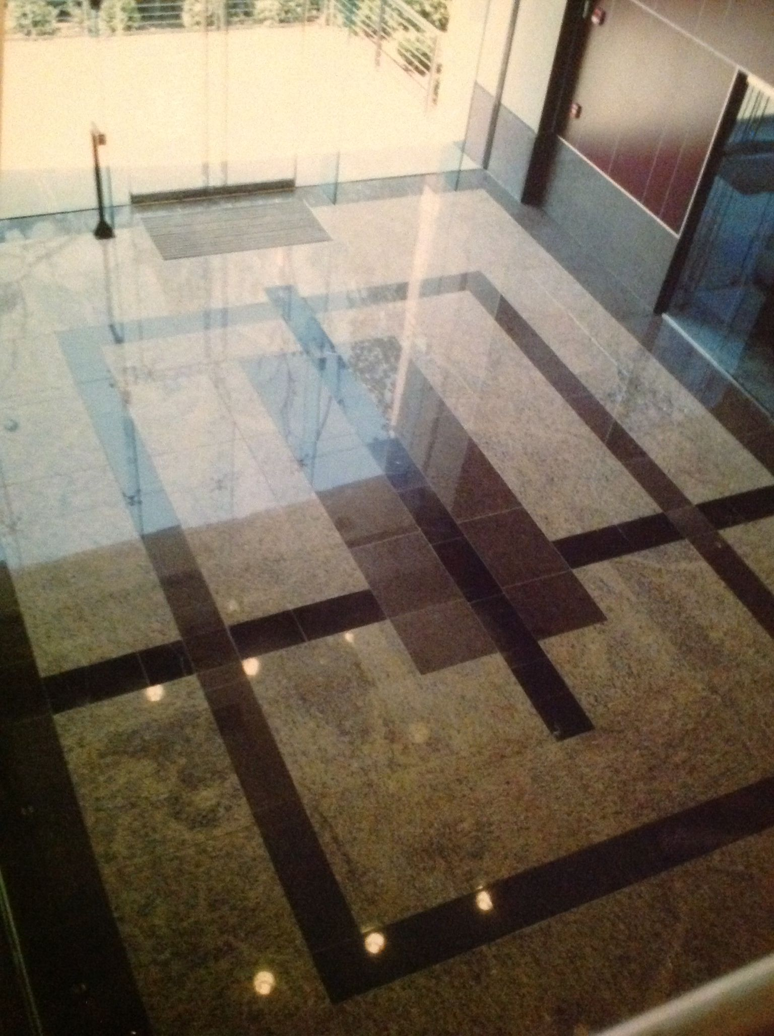 Granite Floor Granite Flooring Floor Design Tile Design
