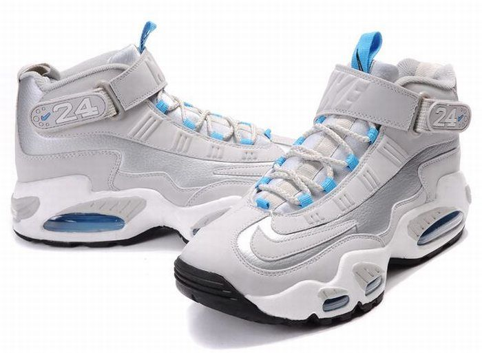 Wholesale Cheap Men's Nike Air Huarache High Top Shoes Grey
