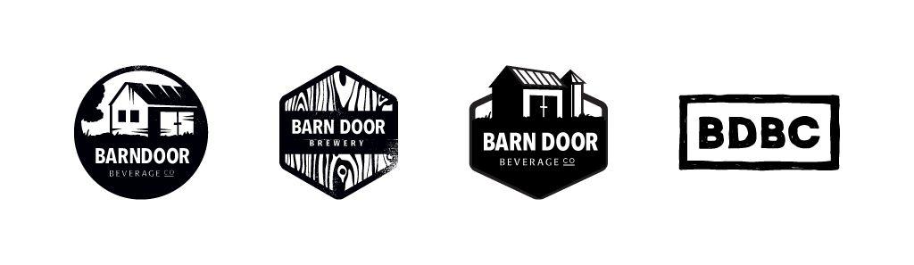 Barn Door Logo Concepts