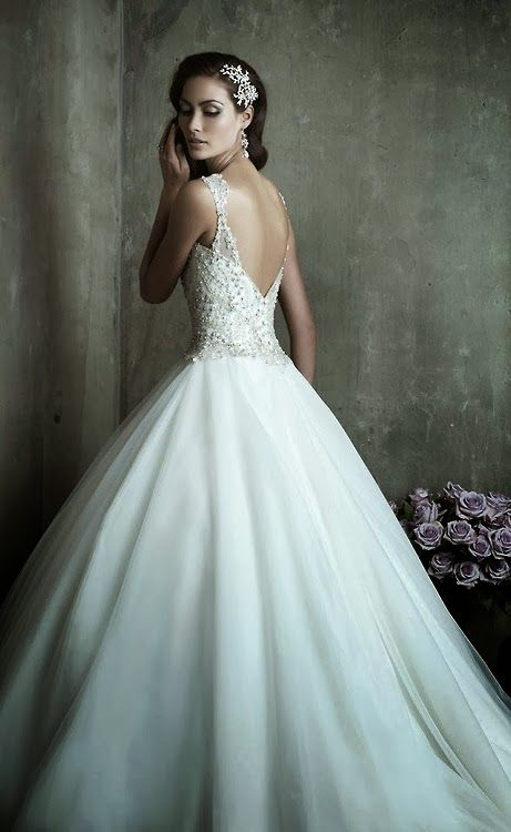 Be a princess bride- Allure Couture | My wedding | Pinterest ...