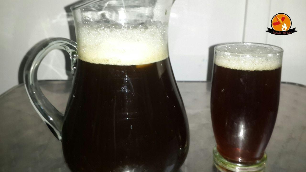 طريقة عمل العرقسوس وفوائده بطرق مختلفة موقع طبخة Beer Glasses Beer Mug Licorice