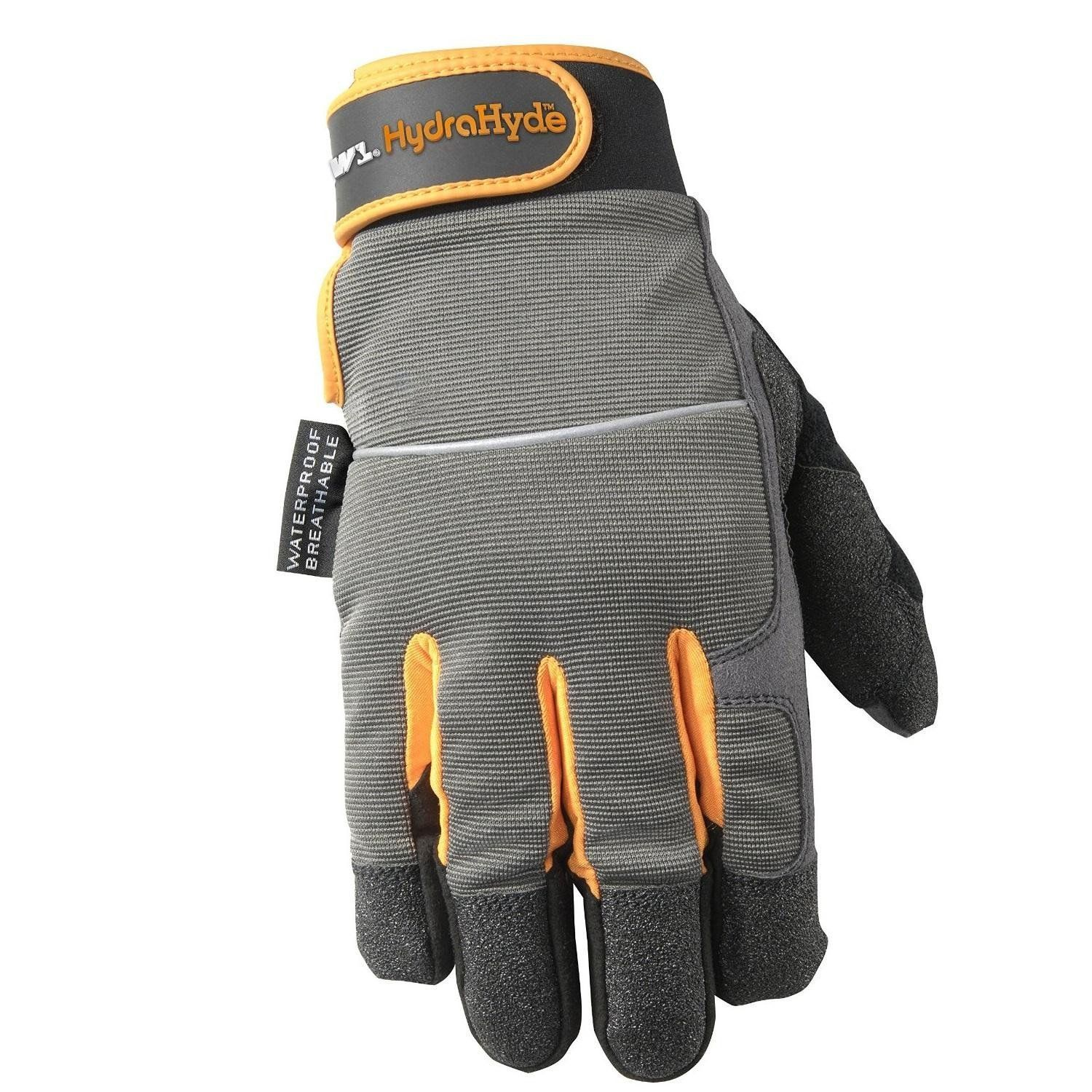 Wells Lamont Hydrahyde Waterproof Synthetic Leather Glove Xl Cold Weather Gloves Best Winter Gloves Gloves Winter
