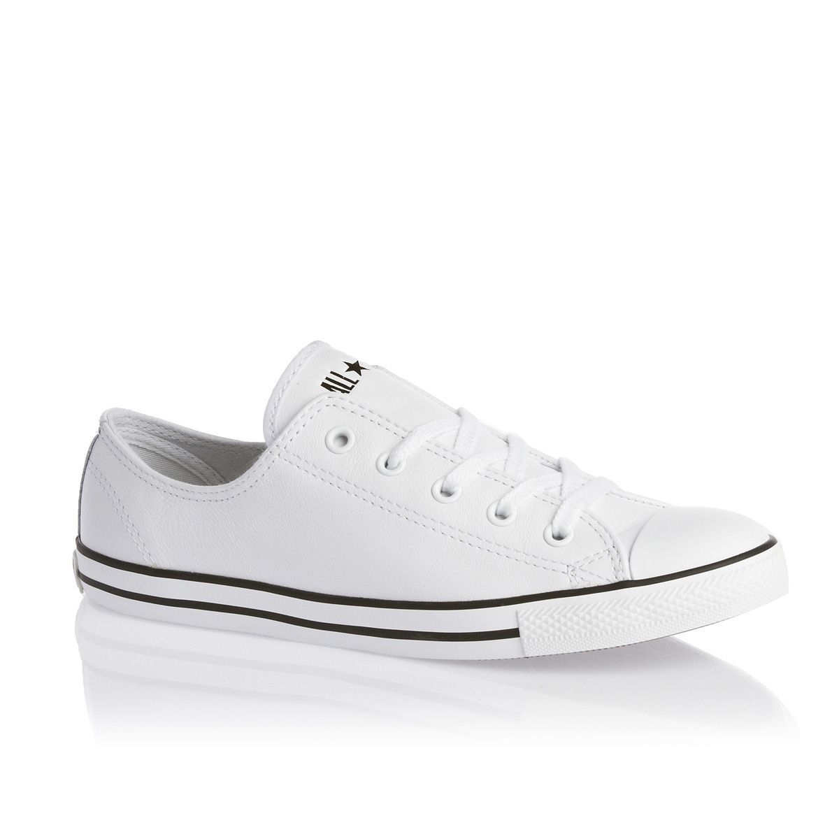 Buy Converse Chuck Taylor All Star Dainty Ox Shoes White with great prices cddfdfcc6583e