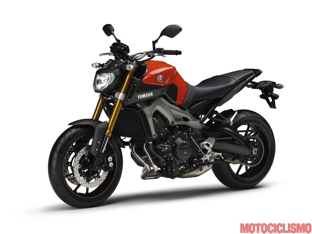 Yamaha MT09 (via Motociclismo) Bikes & Bikers Yamaha