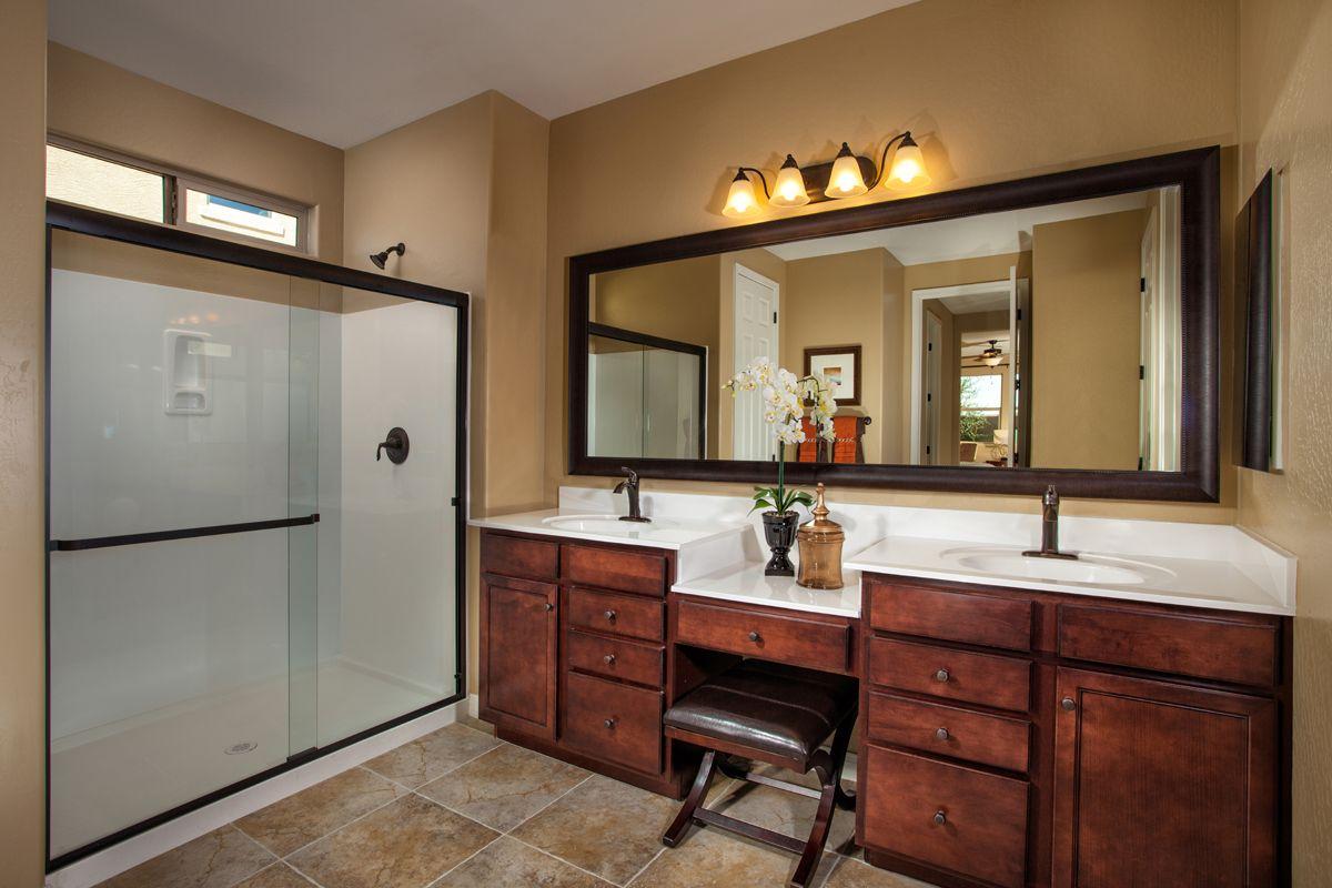 Model 2425 Master Bath Greer Ranch A Kb Home Community In