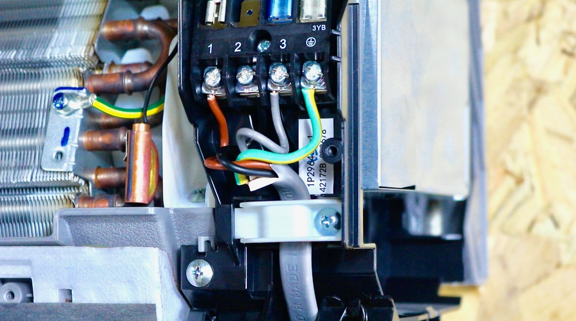 Wiring and Fitting The Fused Spur Air conditioning