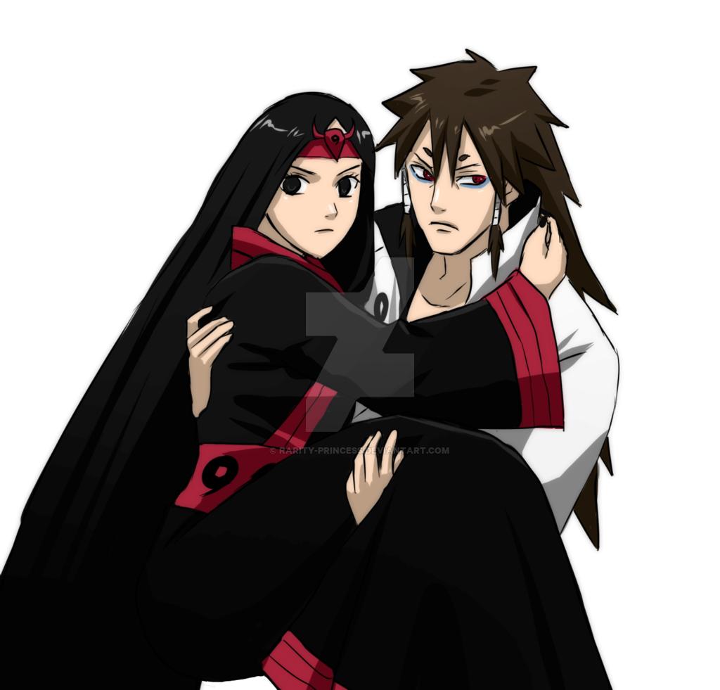 Indra and marici by Rarity-Princess | Otsutsuki Clan