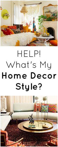 Superior Whatu0027s My Home Decor Stye? Image #1: Justina Blakeley | Image #2