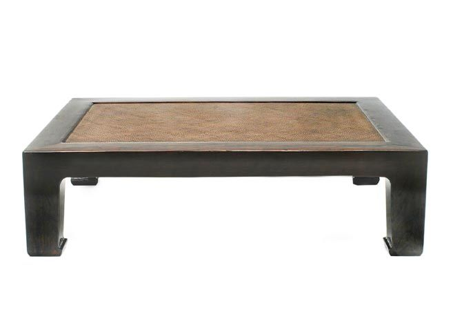 Orient House Square Coffee Table 48 Or 60 X 39 Coffee Table