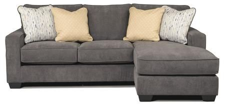 Hodan 7970018 93 Sofa Chaise With Pillows Included Loose Seat Cushions And Track Arms In Marble In 2020 Sofas For Small Spaces Living Room Sofa Ashley Furniture Sofas