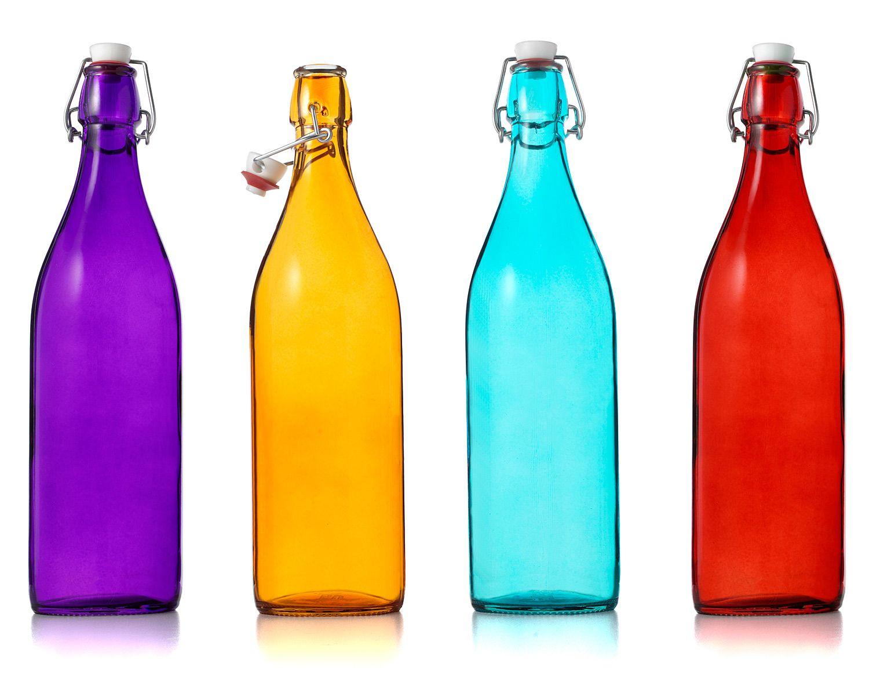 Italian Glass Bottles | Glass bottle, Bottle and Glass