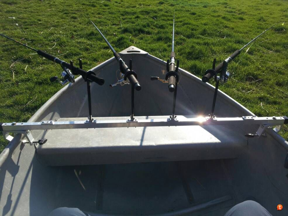 Spider rigging a Jon boat... [Archive] - Kentucky Hunting ...