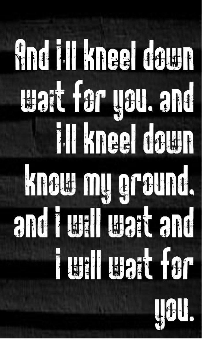 meet me tomorrow mumford and sons lyrics i will wait