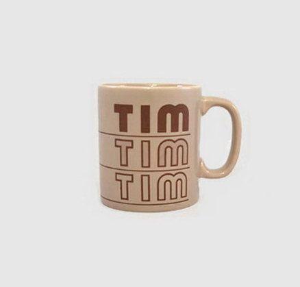 Vintage Mug 'Tim' Name Kiln Craft England | NeedorWant on
