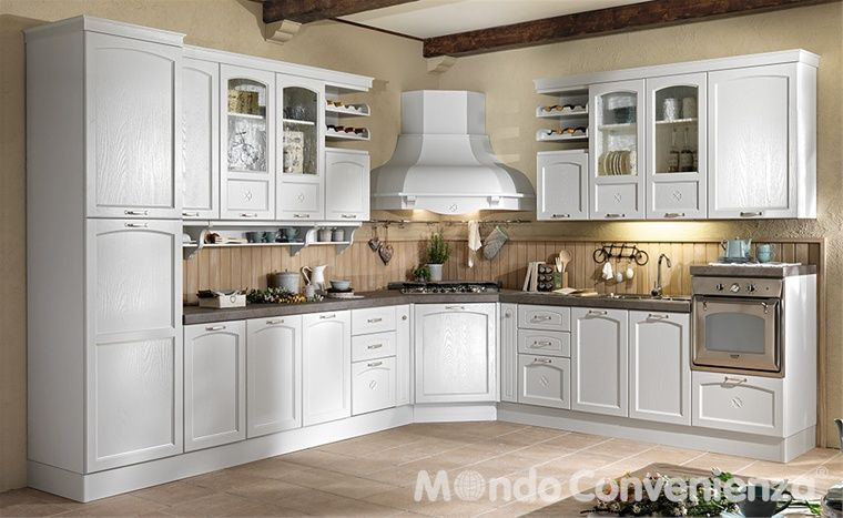 Cucina Contea - Cucina composizione tipo - Classico | °home ...