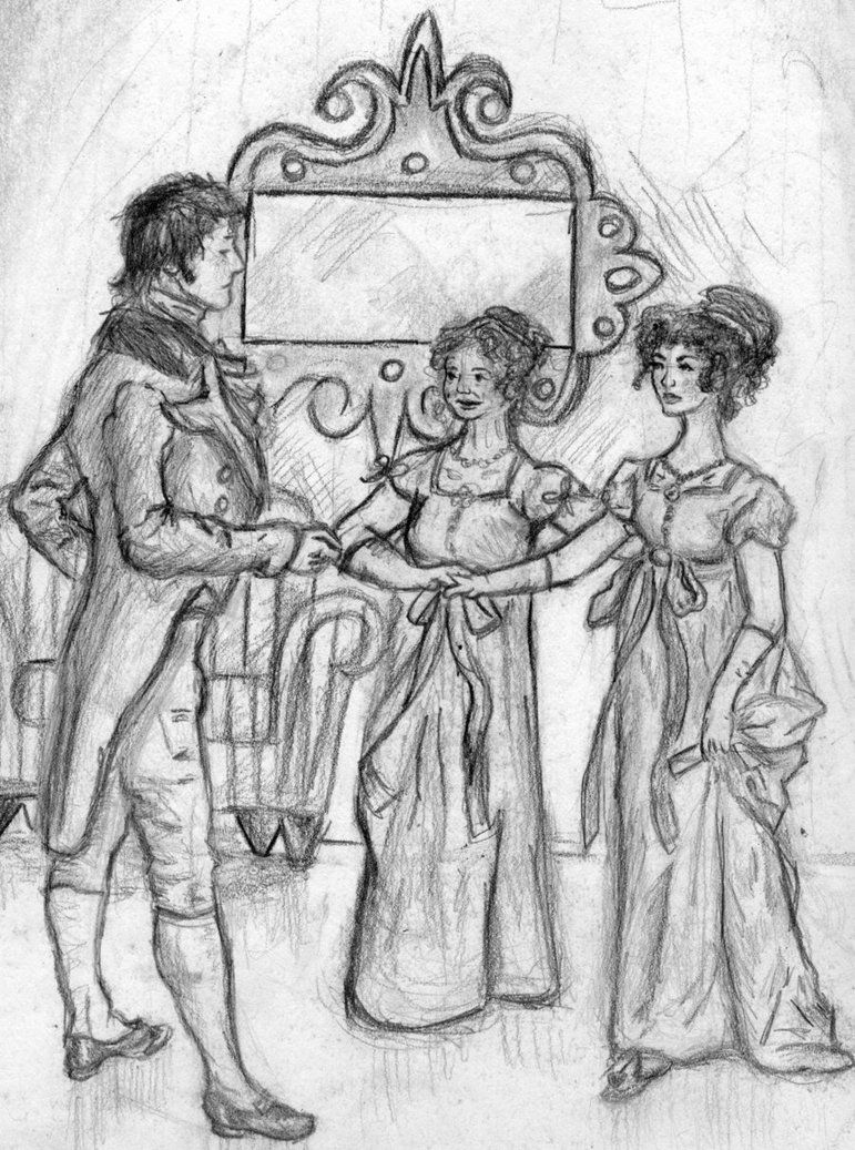 Pride and Prejudice by YouWontSeeMe on DeviantArt