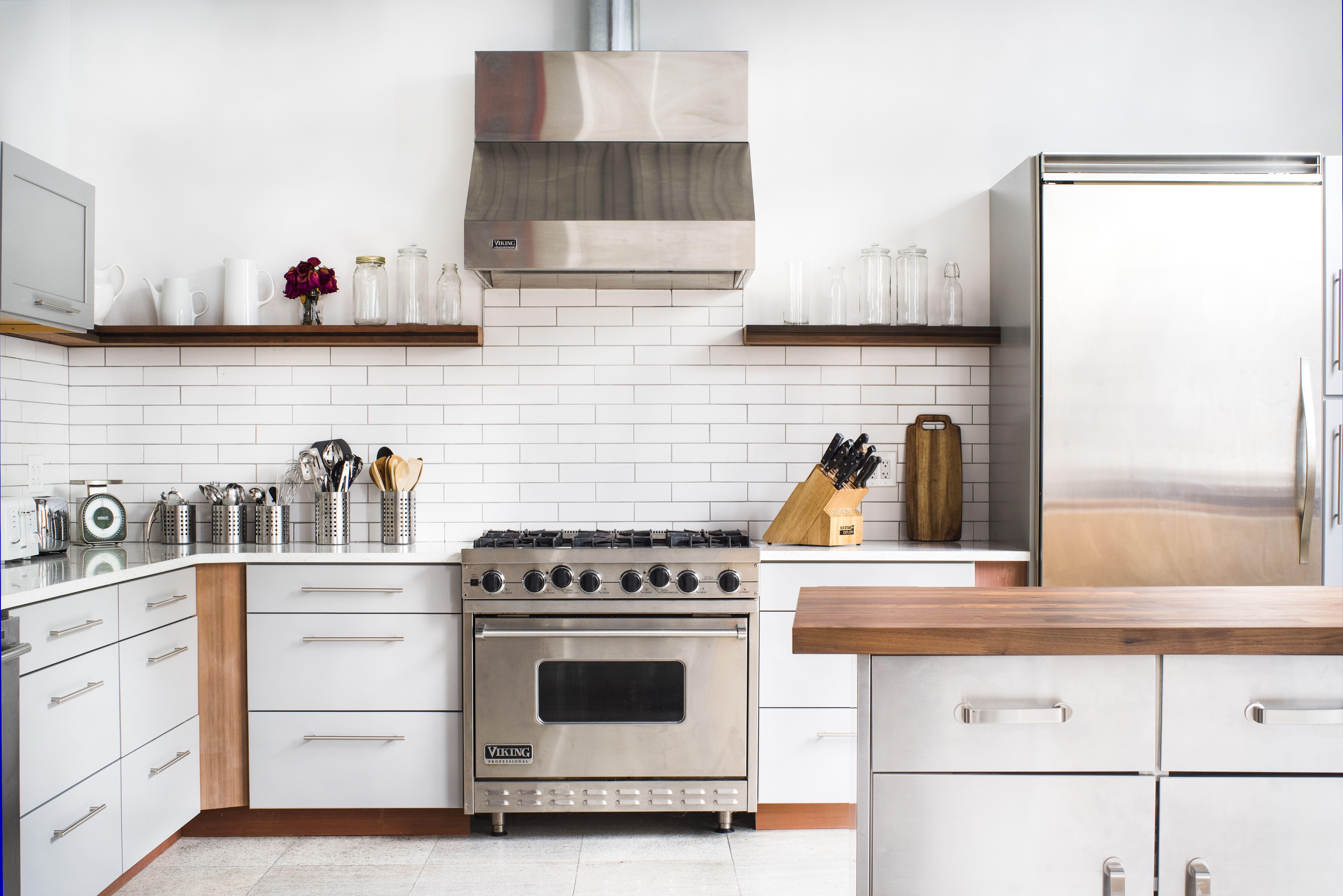 The Gourmet Prep Shoot Kitchen At Bond Street Studio Features