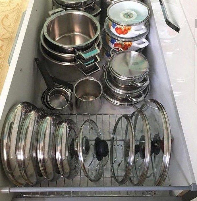 Photo of 85 Genius Kitchen Storage and Organization Ideas #kitchen #kitchenstorage #kitch…