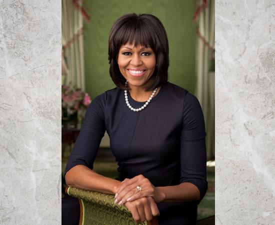 Excerpt Of Michelle Obama Michelle Obama Michelle Obama