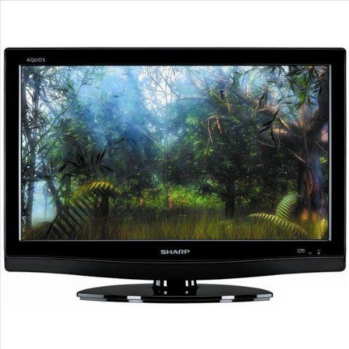 Sharp Lc26dv200e 26 Inch Lcd Tv With Built In Dvd Player And Freeview Tuner