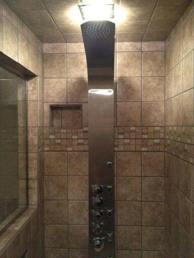 Walk In Shower With Body Jets Best