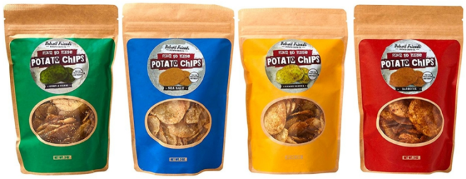 corporate gifting detroit friends potato chips that give back to noteworthy cause