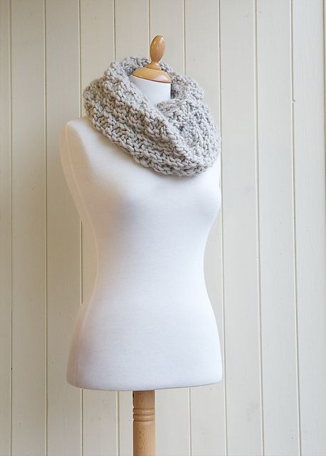Ravelry Kilmorey Pattern By Mrs Moon Quick Knit Snood Free
