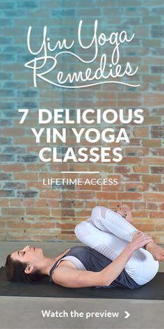 yin yoga remedies with kassandra reinhardt  yin yoga