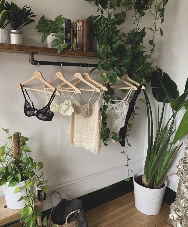 Plant decor bedroom - Avuphi sıhr - plant ideas