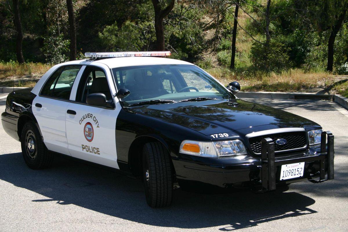 Ca Culver City Police Dept Police Cars Police Police Dept