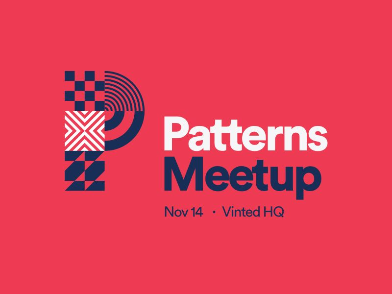 Hi guys, we are starting a new creative community in Vilnius and the best way to kick it off is to have a meetup. We're gonna have three talkers: @Karolis Strautniekas, @Karolis Masilionis and @F...