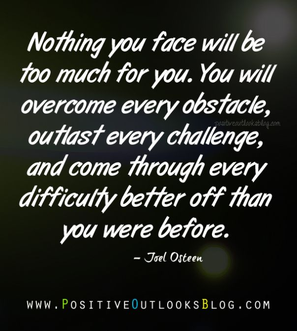 Pin By Kari Hendrickson On Deep Thoughts Thinking Quotes Joel Osteen Quotes Stronger Than You Think