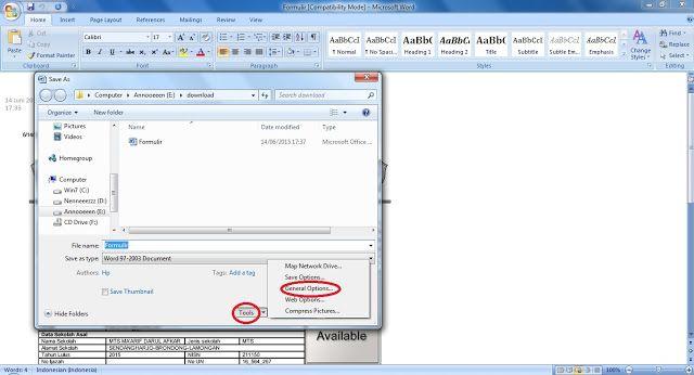 Pin Di Tips Belajar Ms Office