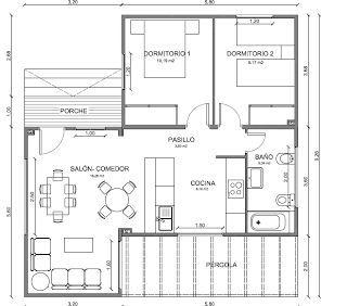Planos casas de madera prefabricadas plano casa de madera for Planos de casas prefabricadas